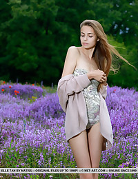 Elle Tan naked in erotic DELSE gallery - MetArt.com