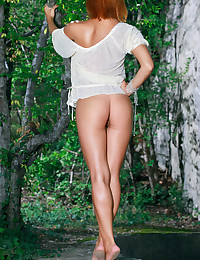 Violla A nude in erotic CARITE gallery