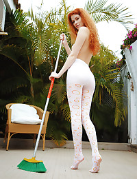 Adel C nude in erotic BOMEC gallery - MetArt.com