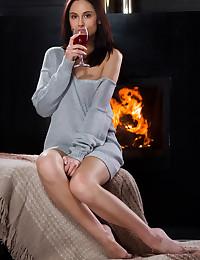 Sade Mare naked in erotic HENOCA gallery - MetArt.com