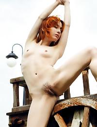 Night A nude in erotic ONOYA gallery