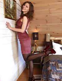 Galina A nude in softcore KAINAZ gallery - MetArt.com