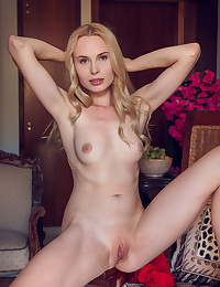 Maria Rubio nude in erotic SPICY RED gallery - MetArt.com