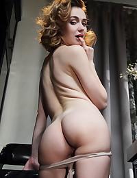 Alice Shea nude in erotic CAFE gallery