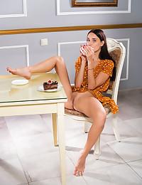Dita V naked in erotic CELEBRATE ME gallery - MetArt.com