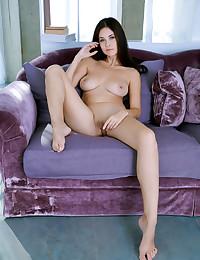 Martina Mink nude in erotic SILK JAMMIES gallery