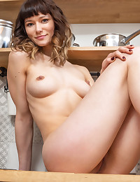 Triste nude in erotic Introducing TRISTE gallery