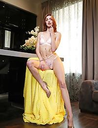 Morrigan nude in erotic COLORS OF THE SUN gallery - MetArt.com
