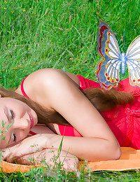 Unladylike in the meadow