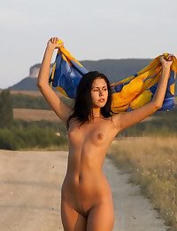 Softcore Bombshell - Naturally Cool Fledgling Nudes