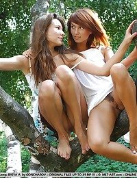 Bysya A & Katrin B: Parks by Goncharov
