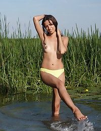 Glamour Beauty - Naturally Jaw-dropping Unexperienced Nudes