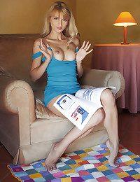 Nika N naked in glamour THERTIS gallery - MetArt.com