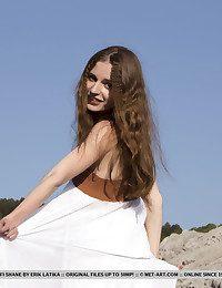Sofi Shane nude in erotic TILENTA gallery - MetArt.com