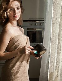 Jamie Joi naked in erotic SEMBINA gallery - MetArt.com