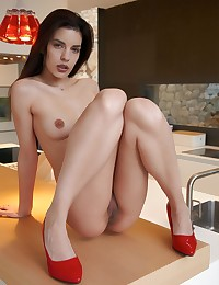 Candice Luka naked in softcore JADOLA gallery