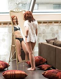 Erna nude in softcore LABURA gallery - MetArt.com