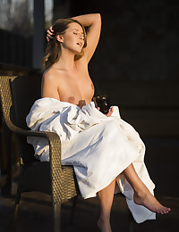 Sybil A nude in erotic CASTENE gallery - MetArt.com
