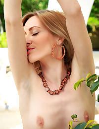 Janelle B naked in erotic ALUICA gallery - MetArt.com