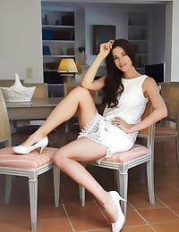 Lauren Crist bare in erotic MAVINE gallery - MetArt.com