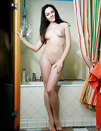 Bridgette Angel nude in glamour NIDDU gallery - MetArt.com